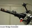 Focuser bridge extended with eyepiece
