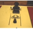 Parts for the focuser bridge