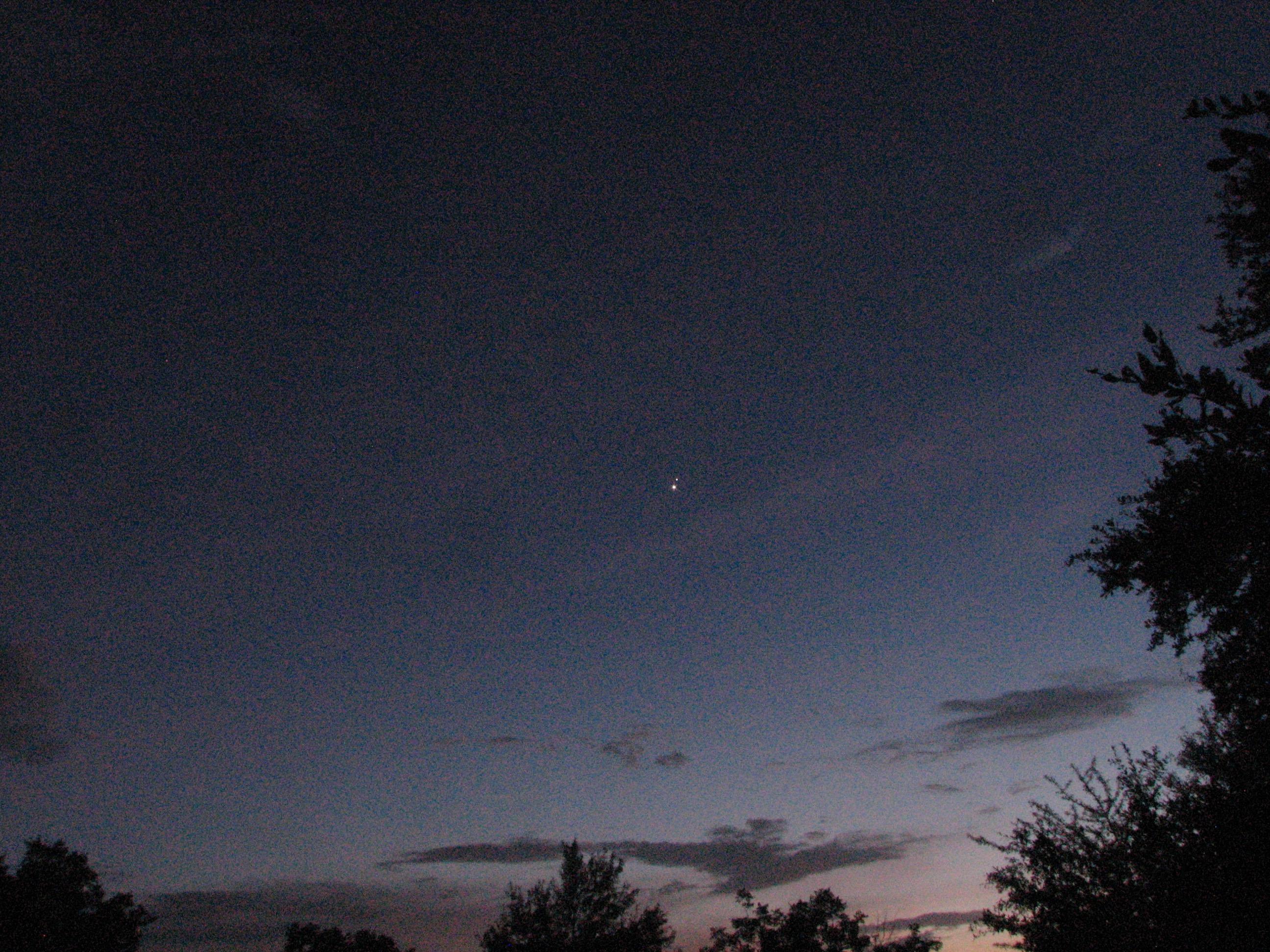 Jupiter Venus 063015
